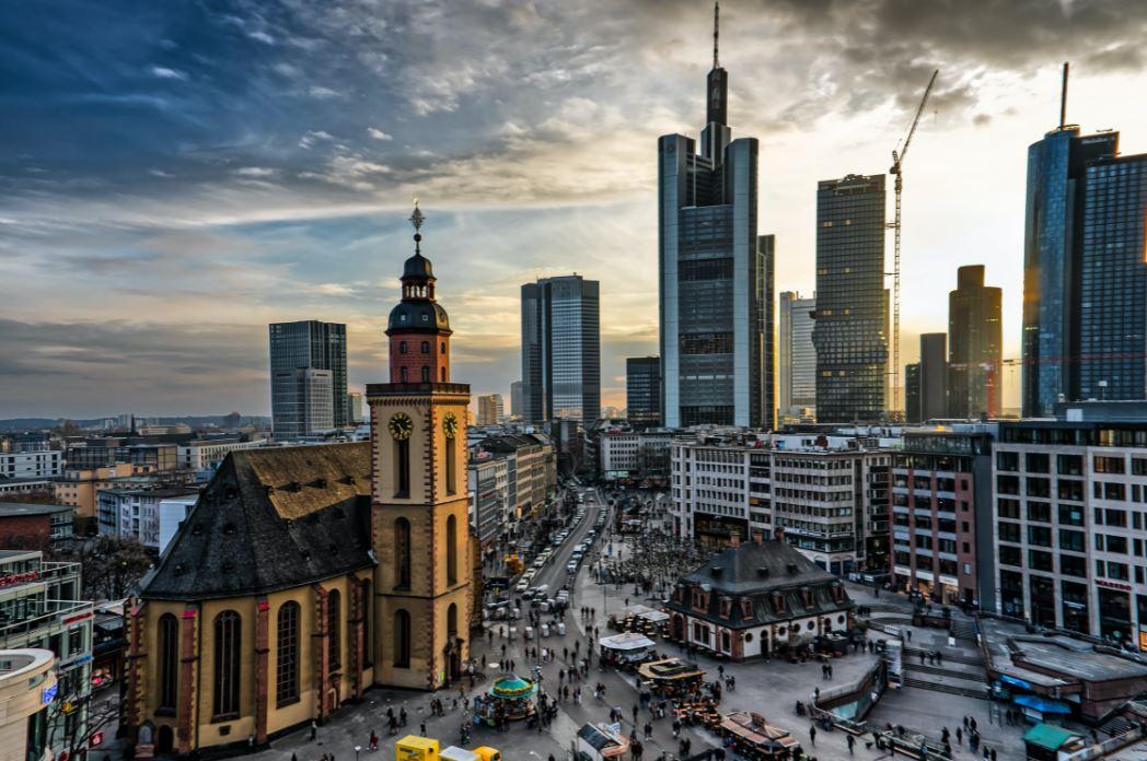 Foto der Stadt Frankfurt